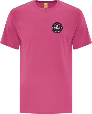 Canada Benchmark T-Shirt Pink