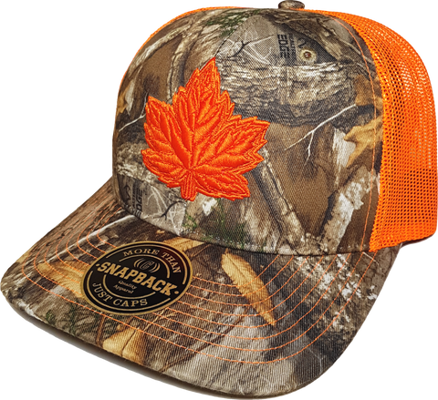 Canada REALTREE®Trucker Hat Mighty Maple