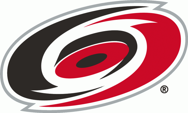 Carolina Hurricanes Jersey Numbering Pro Stitched 2 Layer