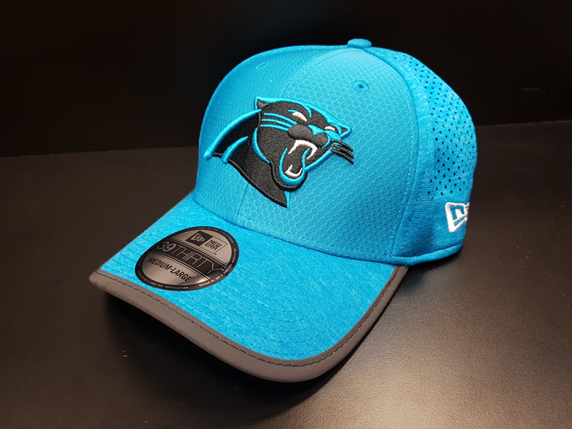 b4af5a4ecd4 Carolina Panthers 2017 Training Camp 3930 Flexfit Cap – More Than Just Caps  Clubhouse