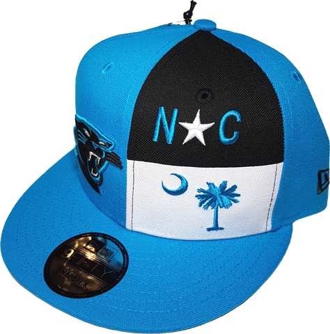 Carolina Panthers NFL Draft Snapback