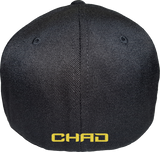 Chad Cap Flex Fit FLS Black