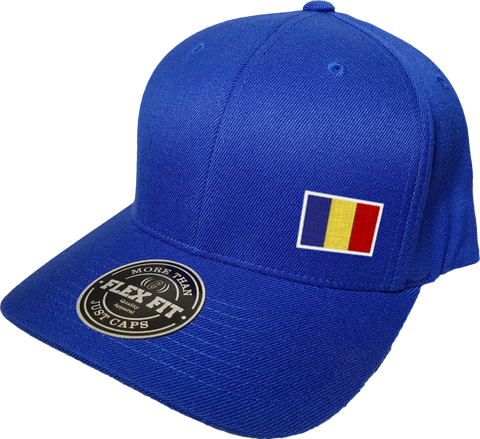Chad Cap Flex Fit FLS Blue