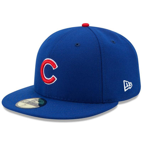 Chicago Cubs 59Fifty Authentic Fitted