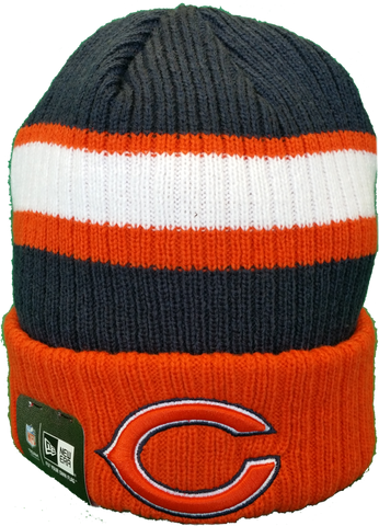 Chicago Bears Rib Start Toque