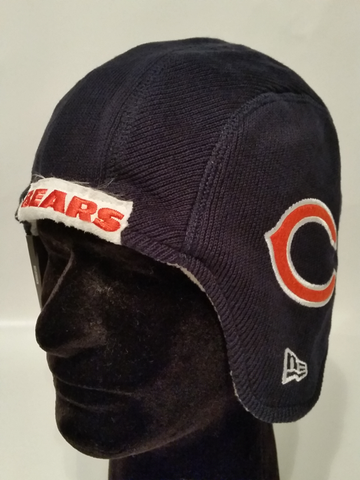 Chicago Bears Vintage Helmet Toque