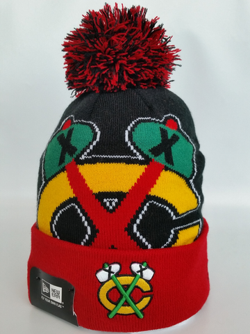 Chicago Blackhawks XL Logo Core Toque