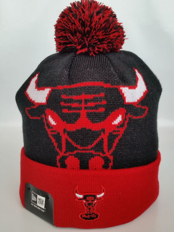 Chicago Bulls XL Logo Core Toque