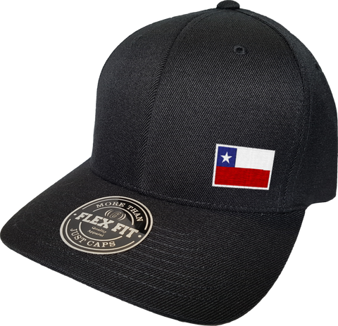 Chile Cap Flex Fit FLS Black