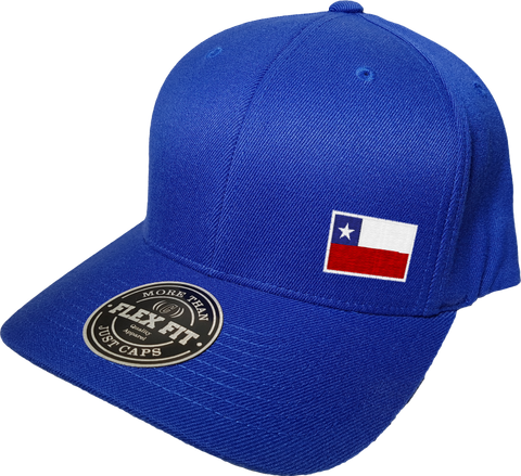 Chile Cap Flex Fit FLS Blue