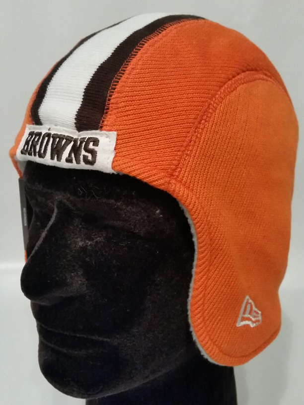 599a46a79ba Cleveland Browns Vintage Helmet Toque – More Than Just Caps Clubhouse