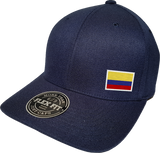 Colombia Cap Flex Fit FLS Navy