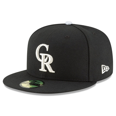 Colorado Rockies Fitted 2018 Alt 3