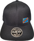 Congo Cap Flex Fit FLS Black