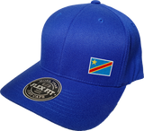 Congo Cap Flex Fit FLS Royal Blue