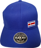 Costa Rica Cap Flex Fit FLS Blue