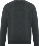 Six One 3 Premium Crew Neck Sweater Black Heather