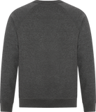 Six One 3 Premium Crew Neck Sweater Charcoal Heather