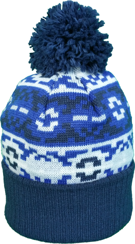 ca6ccd8e408ae Dallas Cowboys Knit Hat Retro Chill Pom – More Than Just Caps Clubhouse