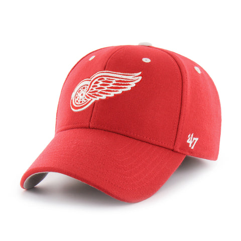 Detroit Red Wings 47 Brand Kickoff Contender Flex Fit Cap