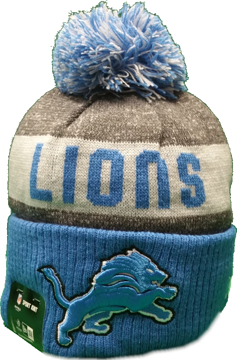 shades of where to buy new product Detroit Lions Sideline Toque 2016-2017 – More Than Just Caps Clubhouse
