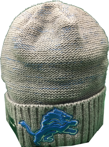 Detroit Lions Color Rush Sideline Beanie Toque