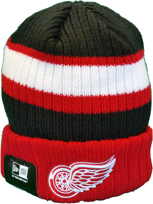 Detroit Red Wings Rib Start Toque