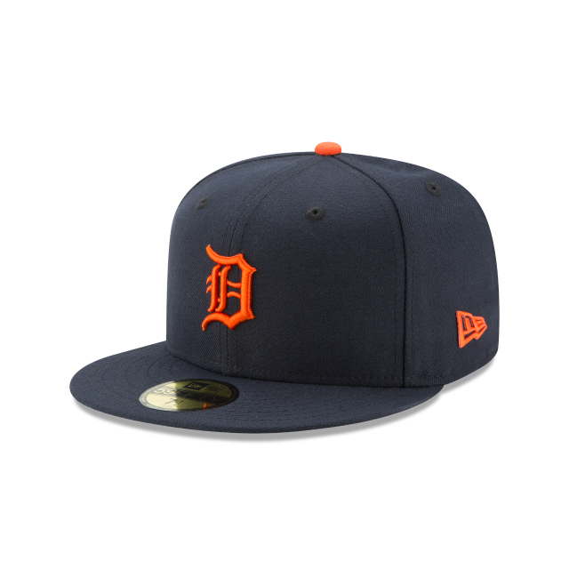 Detroit Tigers Fitted Road