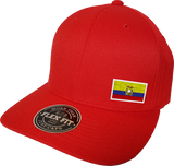Ecuador Cap Flex Fit FLS Red
