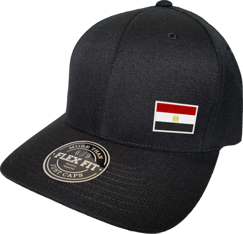 Egypt Cap Flex Fit FLS Black