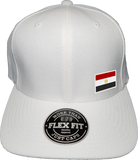 Egypt Cap Flex Fit FLS White