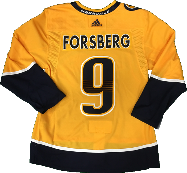 huge discount 48049 c787b Nashville Predators Jersey Numbering Pro Stitched 3 Layer