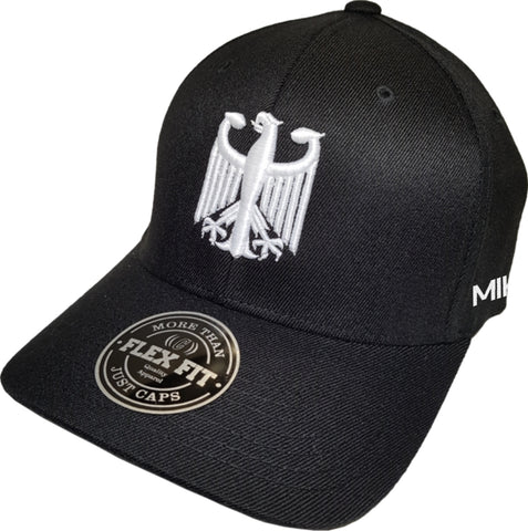 Germany Cap Flex Fit With Custom Embroidery On Side
