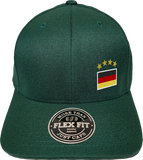 Germany Cap Flex Fit FLS Green