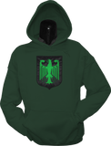 Germany Shield Hoodie Dark Green