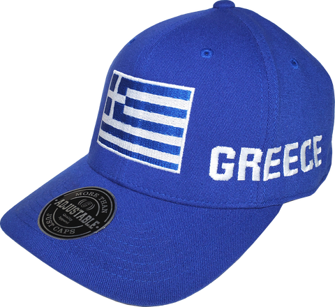 Greece Hat