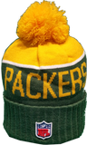 Green Bay Packers Sideline Knit Pom Toque