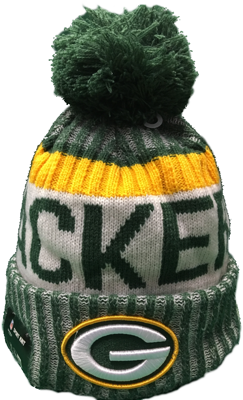 467e22a31d3 Green Bay Packers NFL 17 Sideline Pom Toque – More Than Just Caps Clubhouse