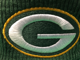 Green Bay Packers Reversible Beanie Toque