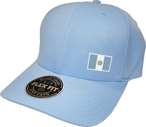 Guatemala Cap Flex Fit FLS Powder Blue