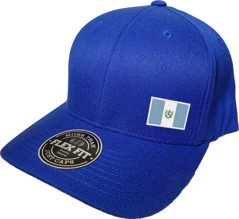 Guatemala Cap Flex Fit FLS Royal Blue