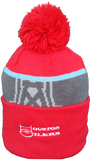 Houston Oilers Retro 50th Superbowl Limited Edition Pom Toque