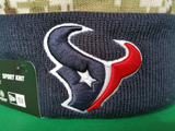 Houston Texans Salute to Service Sideline Fleece Pom Toque