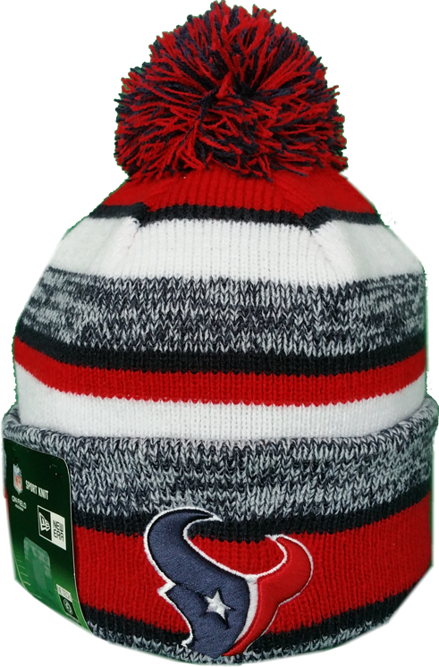 Houston Texans Sideline Knit Hat – More Than Just Caps Clubhouse 898c6024f
