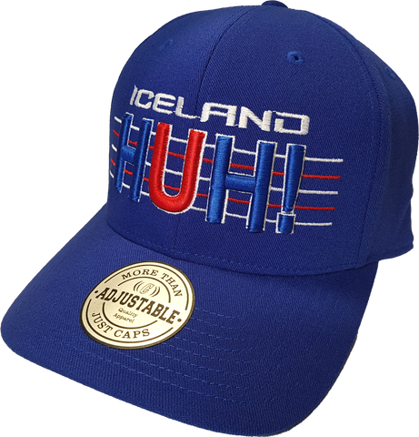 Iceland Huh! Cap Adjustable Flex