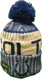 Indianapolis Colts NFL 17 Sideline Pom Toque