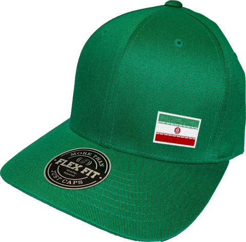 Iran Cap Flex Fit FLS Green