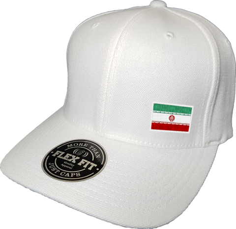 Iran Cap Flex Fit FLS White