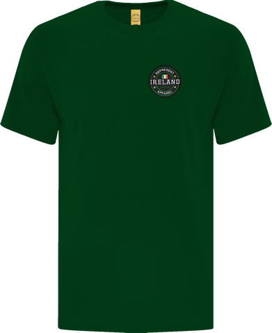 Ireland Benchmark T-Shirt Dark Green
