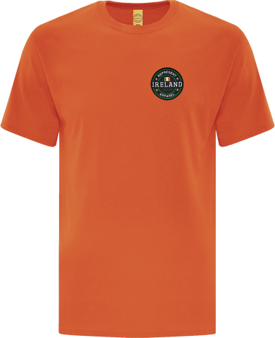 Ireland Benchmark T-Shirt Orange